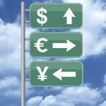 Money way — Stock Photo #4847793