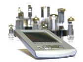 Evolution PDA — Stock Photo