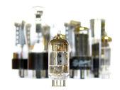 Vacuum Radio Tube — Stock Photo