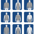 Workers' clothes — Stockvektor  #5307490