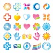 Royalty-Free Stock Vector Image: Icon-set