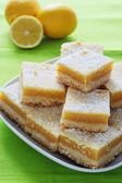 Lemon Bars — Stock Photo