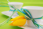 Spring Tea — Stock Photo