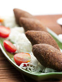 Kibbeh lebanese — Stock Photo