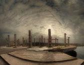 Stonehenge Apocalypse... — Stock Photo