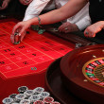 Roulette - Casino - Gamble - Game — Stock Photo #4333496