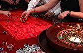 Roulette - Casino - Gamble - Game — Stock Photo