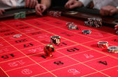 Roulette - Casino - elephant - Game — Stock Photo