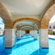 Pool under bridge — Stock Photo #4334375