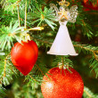 Christmas tree — Stock Photo #4351724
