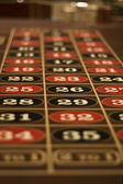 Roulette Table In Las Vegas — Stock Photo