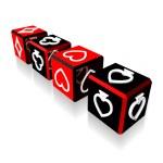 3d create cube art — Stock Photo #5142522
