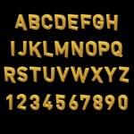 3d alphabet spelling art  — Stock Photo #5143940