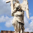Stock Photo: Rome angel