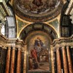 Rome church — Stock Photo #4433339
