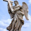 Stock Photo: Angel in Rome