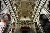 Interiér kostela — Stock fotografie