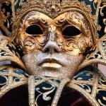 Venice mask — Stock Photo #4441196