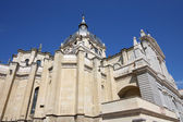 Madrid cathedral — Stock Photo