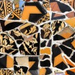 Barcelona mosaic - Stock Photo