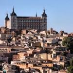 Toledo, Spain — Stock Photo #4456881