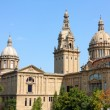 Stock Photo: Montjuic, Barcelona