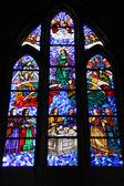 Almudena katedralen, madrid — Stockfoto
