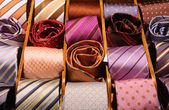 Elegant ties — Stock Photo