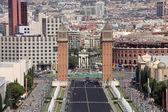 Barcelona — Foto de Stock
