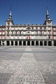 Madrid - plaza mayor — Photo