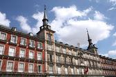 Madrid — Stockfoto
