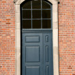Stock Photo: Dublin door