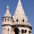 Stock Photo: Fishermen's Bastion, Budapest