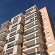 Benidorm apartment building — 图库照片