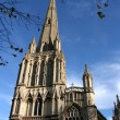 St. Mary Redcliffe — Stock Photo #4464483