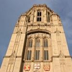 Bristol university — Stock Photo