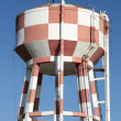 Water supply tower — Stock Photo