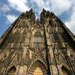 Cologne Cathedral — Stock Photo #4466258