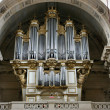 Royalty-Free Stock Photo: Church organ