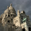 Royalty-Free Stock Photo: Sacre Coeur, Montmartre