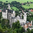 Castle in Bavaria - Stock Photo
