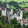 Stock Photo: Castle in Bavaria