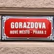 Praha - Stok fotoraf