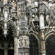 Gothic church — Stock Photo