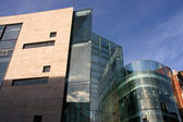 Modern building in Dublin — Stock Photo