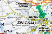Zwickau — Stock Photo