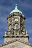Dublin castle — Stock Photo