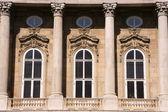 Budapest landmark detail — Stock Photo