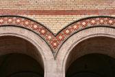 Sinagoga de budapeste — Foto Stock
