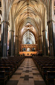Bristol cathedral — Stockfoto
